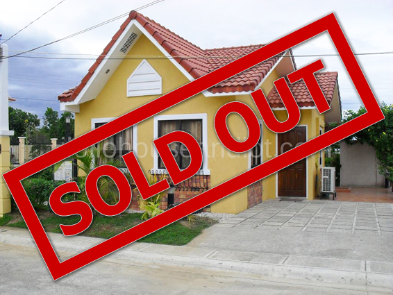 Lotus House Model Sold Out